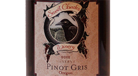 Reserve Pinot Gris Label