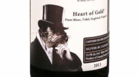 Castoro de Oro 2014 Heart of Gold | White Wine