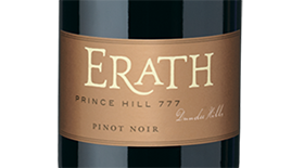 Prince Hill Pinot Noir Clone 777 Label