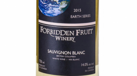 Forbidden Fruit Winery & Dead End Cellars 2015 Sauvignon Blanc | White Wine