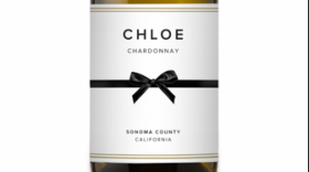 Sonoma County Chardonnay Label