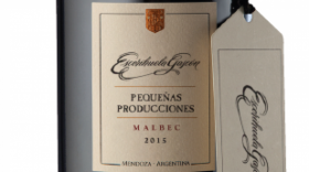 1884 Limited Production 2015 Malbec Label
