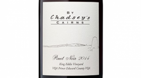 By Chadsey's Cairns Winery and Vineyard 2014 Pinot Noir | Red Wine