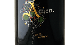 Blasted Church Amen NV Port-de-Merlot 10th Anniversary Edition