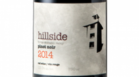 Hillside Winery & Bistro 2014 Pinot Noir | Red Wine