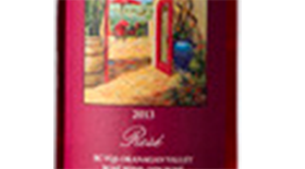 Thornhaven Estates Winery 2013 Roses Label