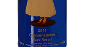 Sonoran 2012 Oraniensteiner Label
