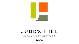 Judd's Hill 2008 Meritage Blend Label