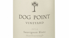 Dog Point Vineyards 2016 Sauvignon Blanc Label