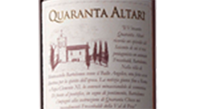 Quaranta Altari Label