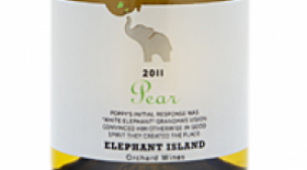 Elephant Island Orchard Wines 2012 Pears | White Wine
