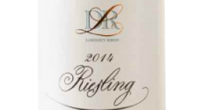 Dr. L Riesling 2014 Label