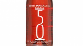 50th Parallel Estate 2016 Pinot Noir | Rosé Wine