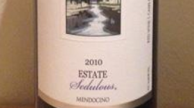 Rivino Estate Sedulous 2010 | Red Wine