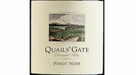 Quails' Gate Winery 2008 Pinot Noir | Red Wine
