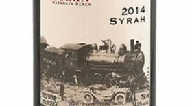 Kettle Valley Winery 2014 Stern Syrah Label