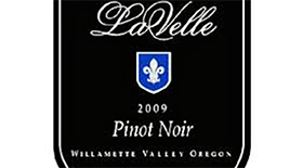 Willamette Valley Pinot Noir Label