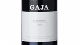 Gaja Barbaresco 2013 Label