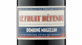 Magellan Fruit Défendu Red 2015 Label