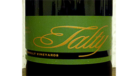 Talty Vineyards & Winery 2009 Zinfandel Label