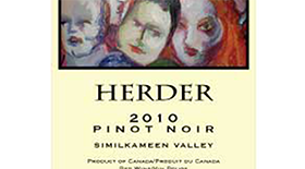 Estate Pinot Noir Label