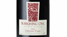Burrowing Owl Estate Winery 2012 Cabernet Franc | Red Wine