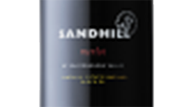 Sandhill Wines 2011 Merlot Label