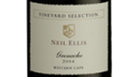 Neil Ellis 2011 Grenache Label