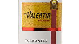 Don Valentin  Torrontés Label