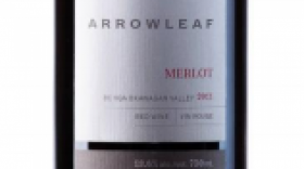 Arrowleaf Cellars 2015 Merlot | Red Wine