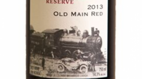 Kettle Valley Winery 2013 Old Main Red Label