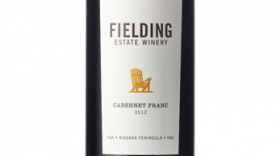Fielding Estate Winery 2012 Cabernet Franc Label