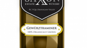Saxon Estate Winery 2017 Gewürztraminer | White Wine