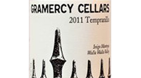 Gramercy Cellars 2011 Tempranillo | Red Wine