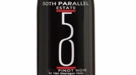 50th Parallel Estate 2016 Pinot Noir | Red Wine