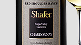 Red Shoulder Ranch® Chardonnay Label