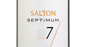Salton Septimum Label