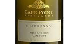 Cape Point Vineyards 2012 Chardonnay | White Wine