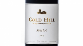 Gold Hill 2014 Merlot | Red Wine