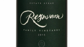 Reynvaan Family Vineyards Foothills Reserve Syrah 2015 | Red Wine