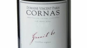 Domaine Vincent Paris Cornas Granit 60 2015 | Red Wine