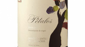 Descendientes de J. Palacios Pétalos 2015 Label
