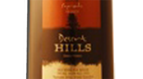 Desert Hills Estate Winery 2009 Syrah (Shiraz) Label