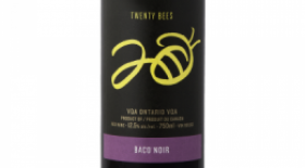 20 Bees 2016 Baco Noir | Red Wine