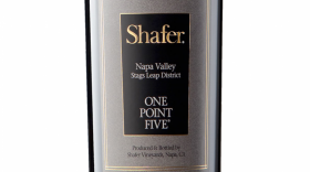 Shafer 2011 One Point Five Cabernet Sauvignon | Red Wine