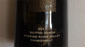 Frazier Dutton Ranch Chardonnay | White Wine