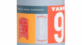 Aridus Wine Company Tank 9 2013 Label
