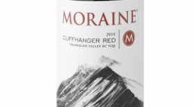 Moraine Estate Winery 2016 Cliffhanger Red Label