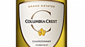 Columbia Crest Grand Estates 2014 Chardonnay | White Wine