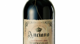 Anciano 2006 Gran Reserva 7 Years Label